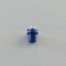 Lemputė 24v su korp.127RL LED Mėlyn.