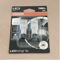 Lemputė 12v S 25 1 KONTAK. LED Balt. 7506DWP-02B OSR