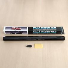 Tamsinimo plėvelė  BLACK 35 % 50cm x 3m